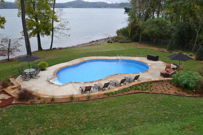 Jackie S Pools Amp Spas Inground Swimming Pool